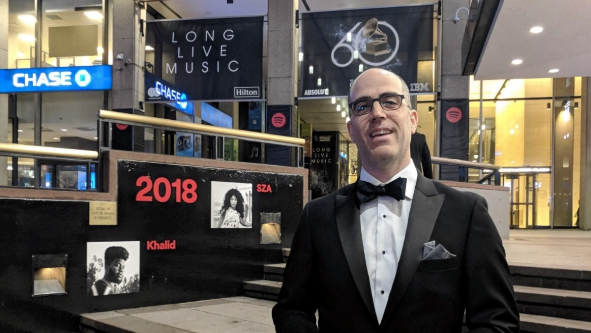TribeSound Records at the Grammys